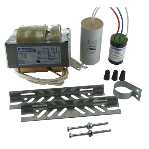 robertson 3p10172 cmh0400h04912 m, magnetic cwa hid ballast kit for 1 400w  m155/m135