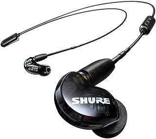 Shure SE215-K-BT1 Inalámbrico Aislamiento de sonido In-ear Negro