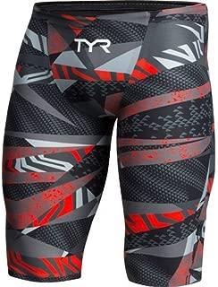 TYR Avictor Prelude Male Short Jammer Tech Suit Swimsuit