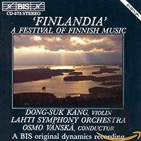 フィンランディア~フィンランド音楽フェスティヴァル [Import]