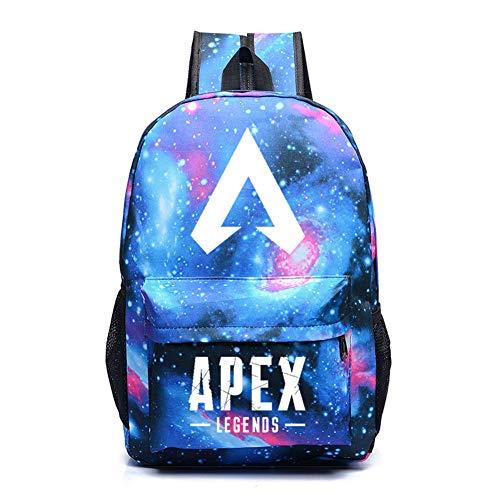 Skybags School Bags Apex legends For Girls Boys Primary School Student Satchel Backpack Bookbag Water Resistant Lightweight,BLUE