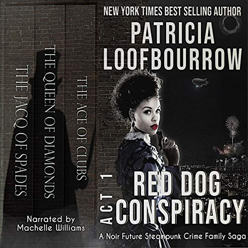 Red Dog Conspiracy, Act 1 cover art
