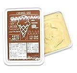 ISUPREME 低糖質 プレミアムアイス  甘い香りのキャラメルライン味 (1000ml)   カラダにうれしい、人工甘味料不使用・100%自然素材