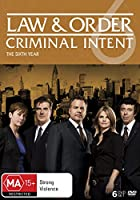 Law & Order: Criminal Intent Season 6 [DVD]