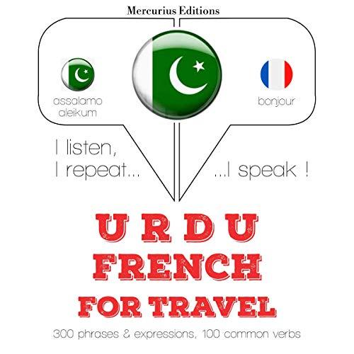 Urdu – French. For travel cover art