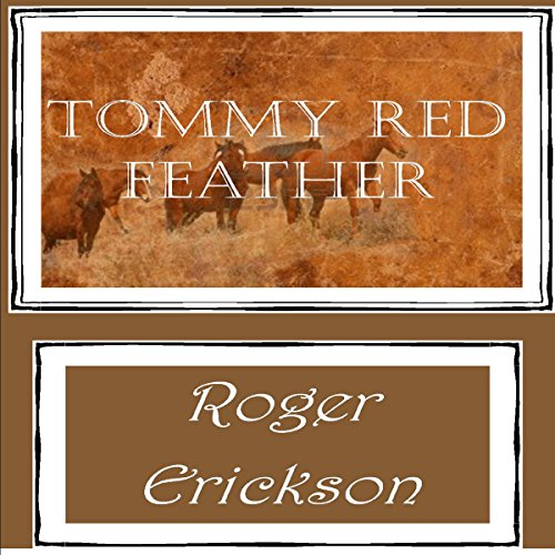 Tommy Red Feather audiobook cover art