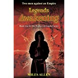 Legends Awakening: Book two in The Walkers of Legend series (English Edition)