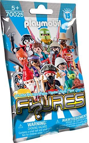 Playmobil Figures Garçons Série 15, 70025