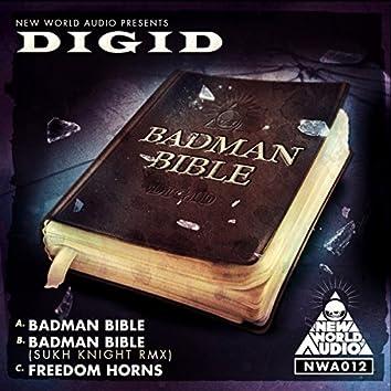 Badman Bible