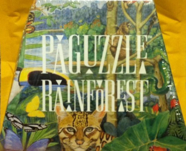 barato Paguzzle Rainforest (Combined (Combined (Combined Puzzle & Juego) by word origin  Precio por piso