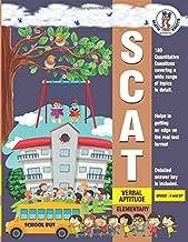 SCAT Verbal Aptitude - Grades 4 and Up: Elementary Verbal Aptitude