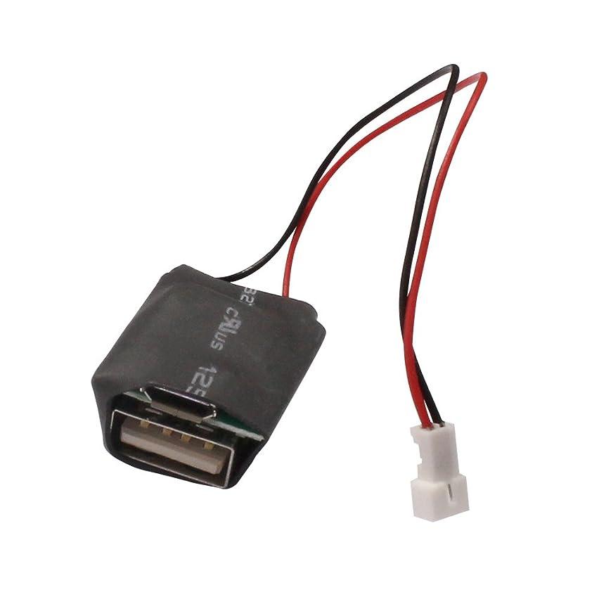 あいまい暴君フットボール匠ブランド (タクミブランド) ゾンビシリーズ カメラ用バッテリー充電器 Z-USBcharger ブラック