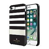 Kate Spade KSIPH-055-STBWG Funda para teléfono móvil 11,9 cm (4.7') Negro, Blanco - Fundas para teléfonos móviles (Funda, Apple, iPhone 7/8, 11,9 cm (4.7'), Negro, Blanco)