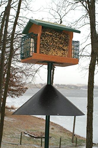 Woodlink NABAF18 Squirrel Baffle, 18-Inch