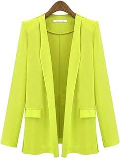 CNluca For Mujeres de alta calidad de 2 piezas Slim Fit trajes Set de diseño de moda para la oficina de negocios Lady Blazer chaqueta pantalones