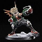 15Cm Anime My Hero Academia Figures, Bakugou Katsuki Upgrade PVC Action Figure Collection Statue Mod...