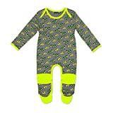 Valentino Rossi - Body para niño, Color Gris, 12 Meses