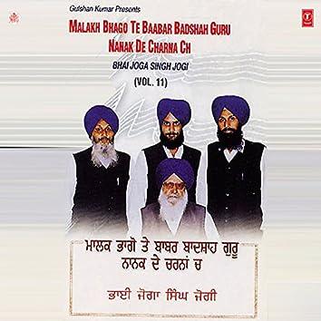 Malakh Bhago Te Baabar Badshah Guru Nanak De Charna Ch Vol-11