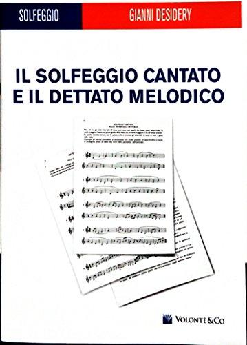 Solfeggio cantato e dettato melodico