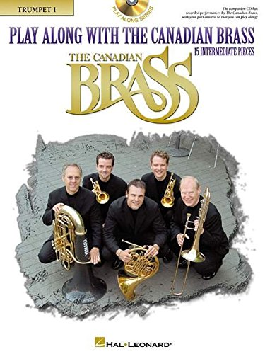 Play Along with the Canadian Brass - Trumpet: Book/Online Audio