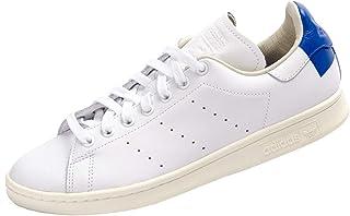adidas Scarpe da Uomo Sneaker Stan Smith in Pelle Bianca EE5788
