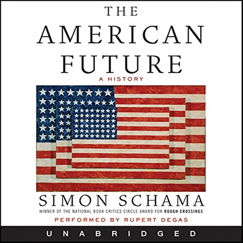 The American Future audiobook cover art