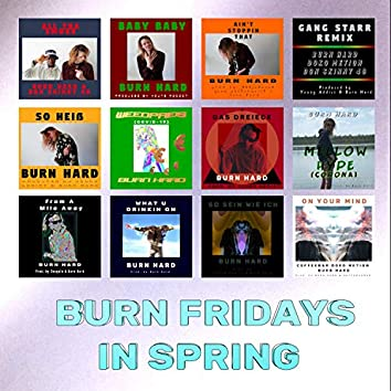 Burn Fridays In Spring