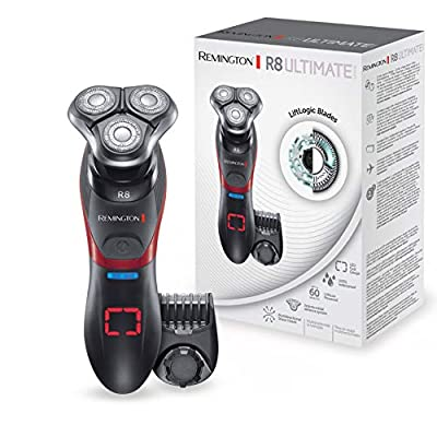 Remington Ultimate Series R8 XR 1550 Electric Shaver for Men from Remington