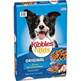 Kibbles 'N Bits Original Savory Beef & Chicken Flavors Dry Dog Food, 16-Pound
