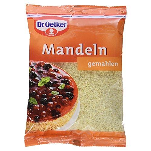 Dr. Oetker Mandeln gemahlen, 100g
