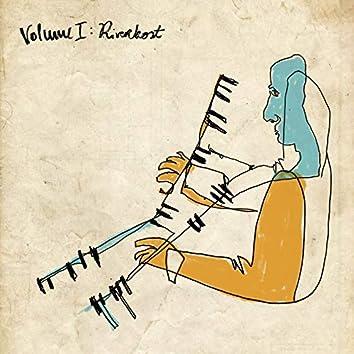 Sam Fribush Organ Trio, Vol. I: Riverboat