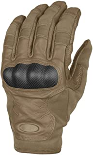 Oakley Mens Si Tactical Touch Glove, Coyote, X-Small