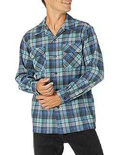 Pendleton Men's Long Sleeve Classic-Fit Board Shirt (B00G57CB5E)   Amazon price tracker / tracking, Amazon price history charts, Amazon price watches, Amazon price drop alerts