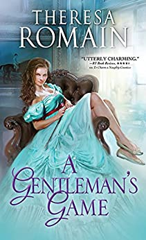 A Gentleman's Game (Romance of the Turf Book 1) by [Theresa Romain]