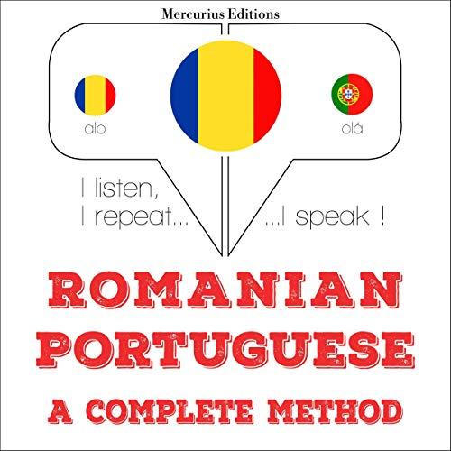 Romanian - Portuguese. A complete method cover art