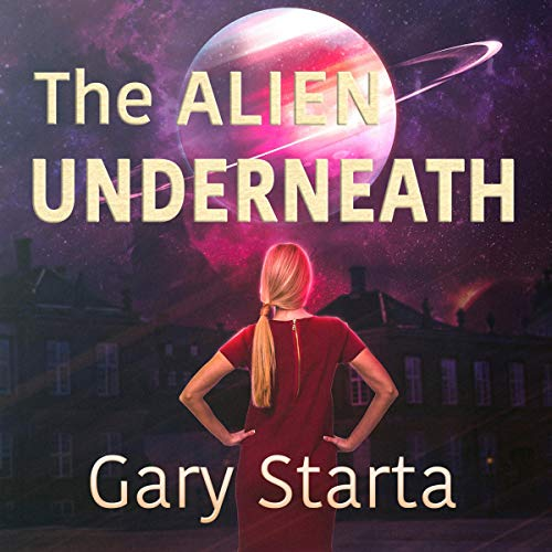 The Alien Underneath cover art