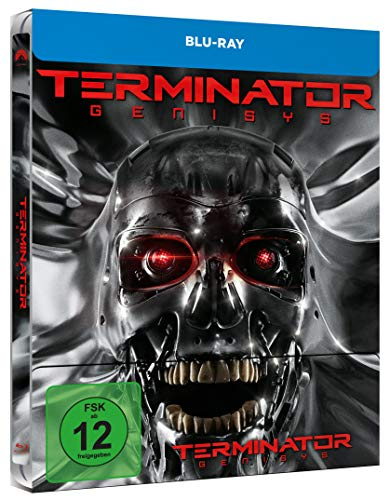 Terminator: Genisys - Limited Metalpack [Blu-ray]