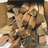 coMarket Smoking Firewood Split Logs - Cherry 11-13 Pounds