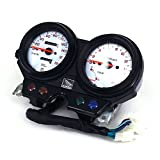 AnXin Motocicleta Tacómetro Odómetro Instrumento Velocímetro Medidor Cluster Meter Para HONDA CB250 Hornet 250 1998-1999