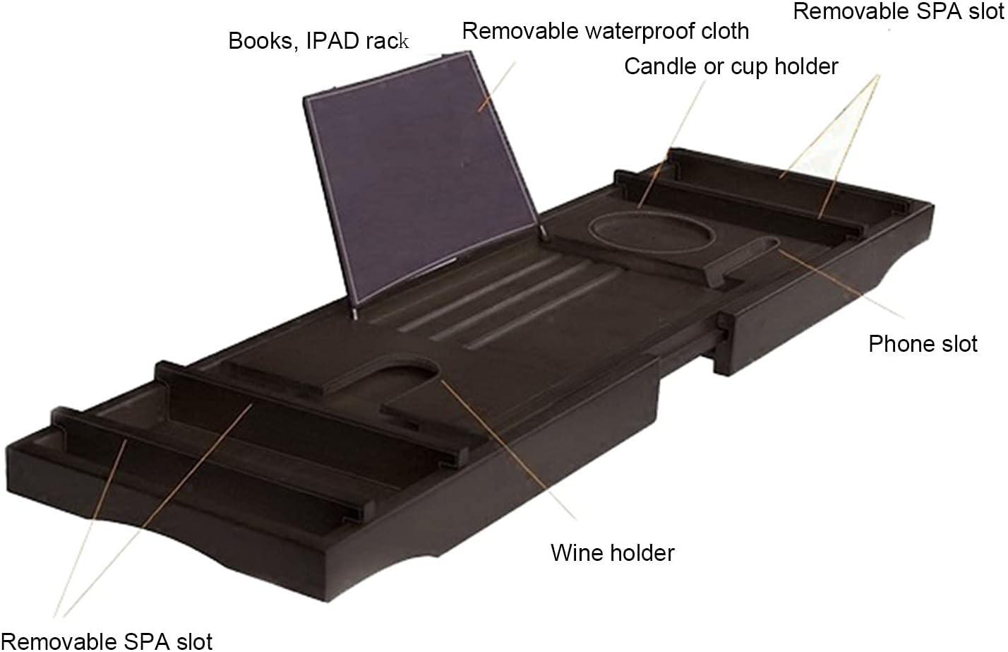 Extendable Bathtub Caddy Popular overseas Mail order Tray Ba Large Multifunctional Capacity