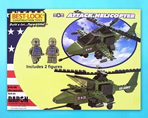 Daron Attack Helicopter by Daron