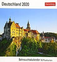 Deutschland 2020 Sehnsuchtskalender
