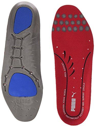 Puma Safety Einlegesohlen evercushion Plus footbed 20.451.0 wechselbares Fußbett für Sicherheitsschuhe, Größe 42, 47-204510-42