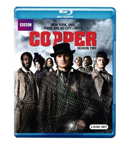 Copper - Season 2 [Blu-ray]