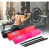 Synergee Workout Bar Weight Bar Combo Set -...