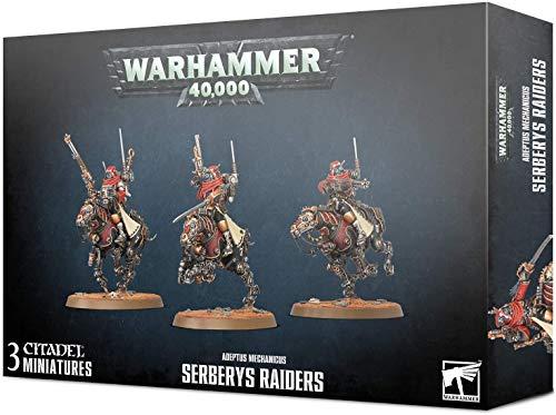 Taller de Juegos Warhammer 40,000: Adeptus Mechanicus Serberys Raiders Miniaturas