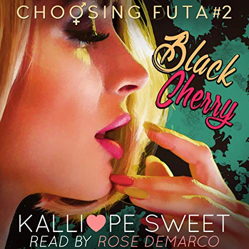 Black Cherry audiobook cover art