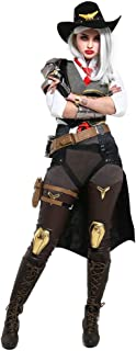 Women's Ashe The Viper Cosplay Costume Outfit Halloween