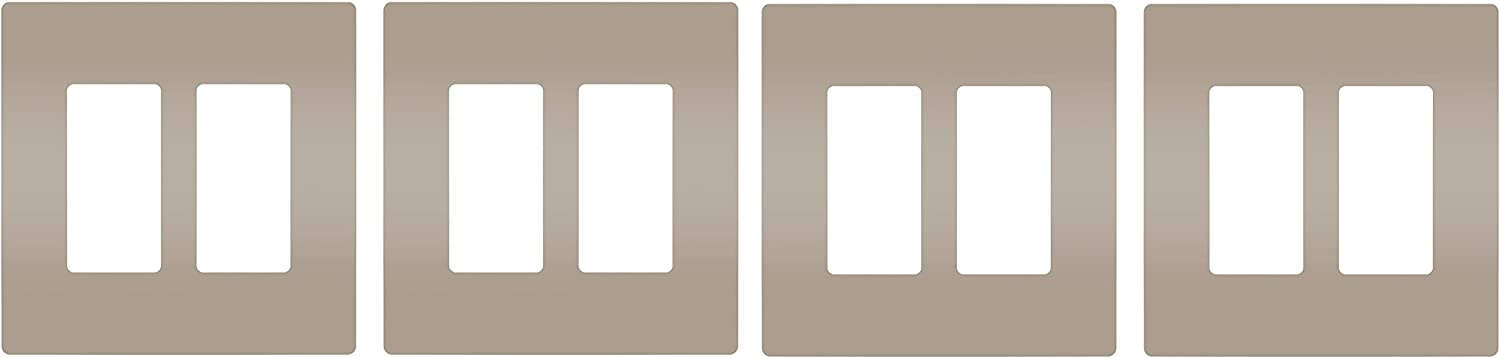 Legrand Max 53% OFF radiant Screwless Genuine Wall Plates Decorator Rocker Outle for