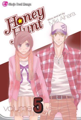 Honey Hunt 5: Shojo Beat Manga Edition
